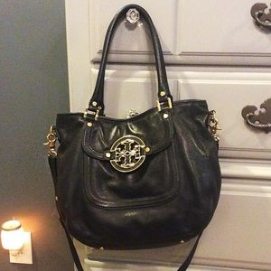 Tory Burch large Amanda Hobo bag